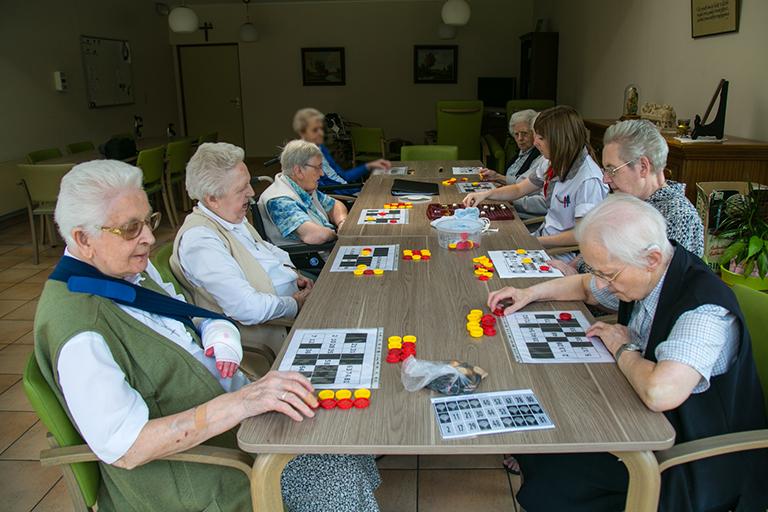 Veilige thuis voor personen met dementie